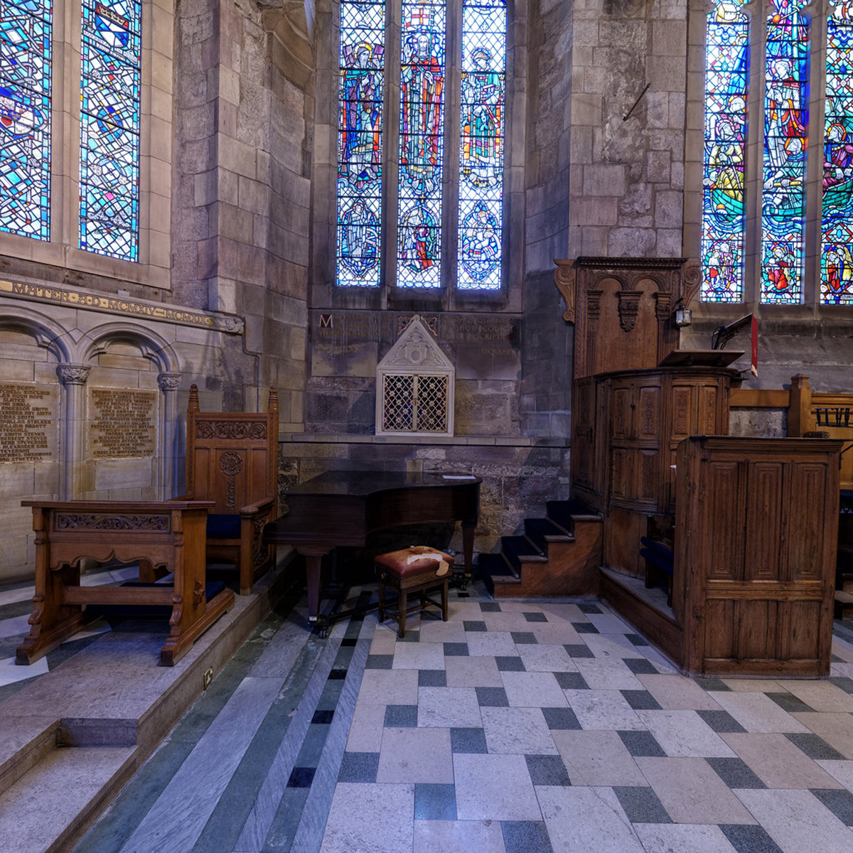 St Salvator's Chapel 3