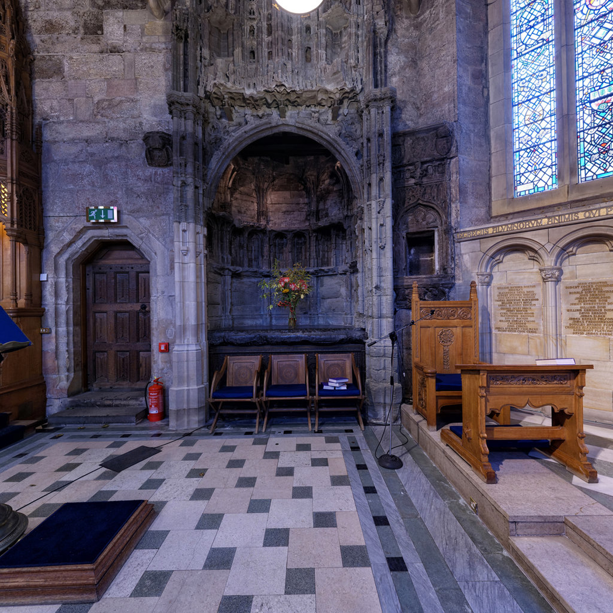 St Salvator's Chapel 4